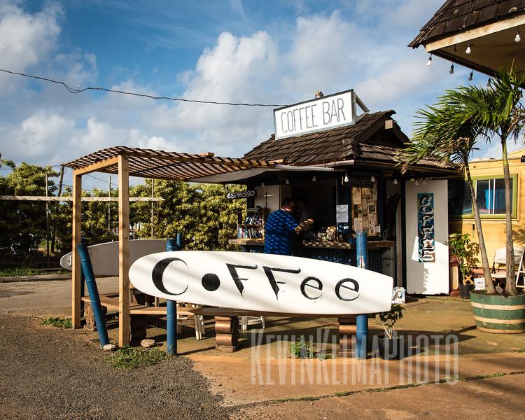 Coffee Bar - Kauai