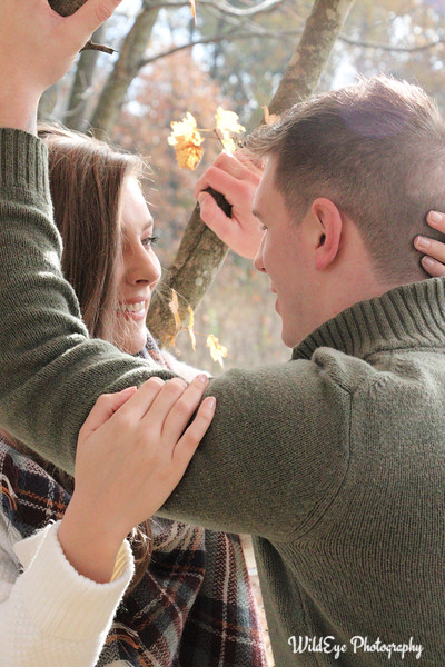 Sidney and  Dillon Engagement Session