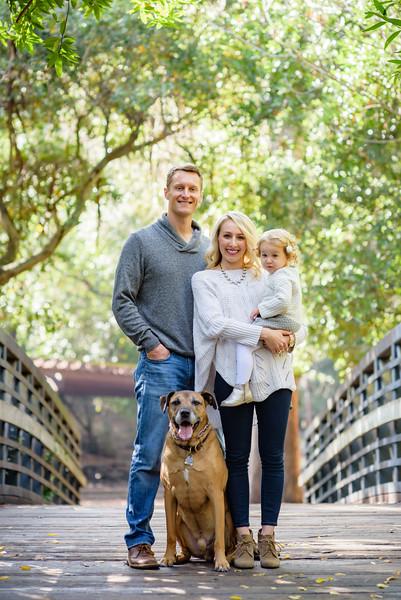 The Ehrhorn Family - November '17