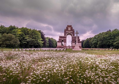 France - The Somme - WWI sites