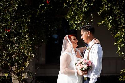 Victoria + Robby Wedding