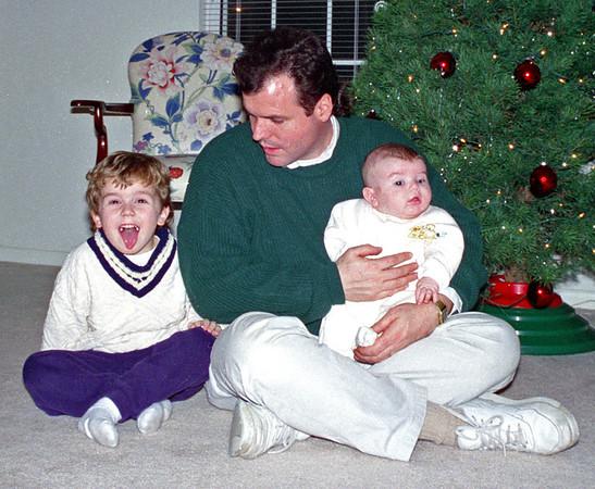 1994 Christmas Card photos