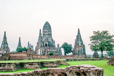 Buddhist Temple  |  Thailand