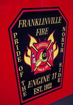 Franklinville Fire Dept. (Gloucester County NJ) Engine 43-11