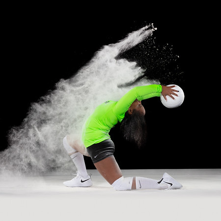 Marli Stamps - Volley