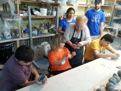 Atelier Poterie Gaïa - 27 juin 2016
