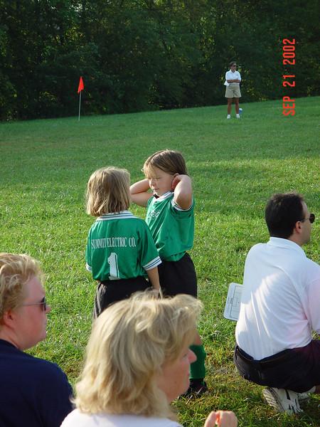 3 v 3 Soccer