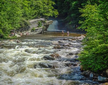 Bartlett Falls