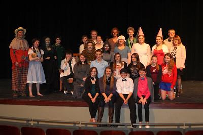 HS Theatre - 3/12/2014 Children's Play