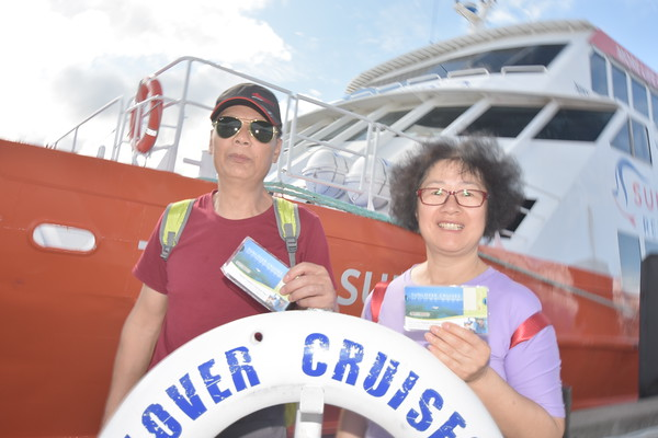 Sunlover Cruises 8th January 2020