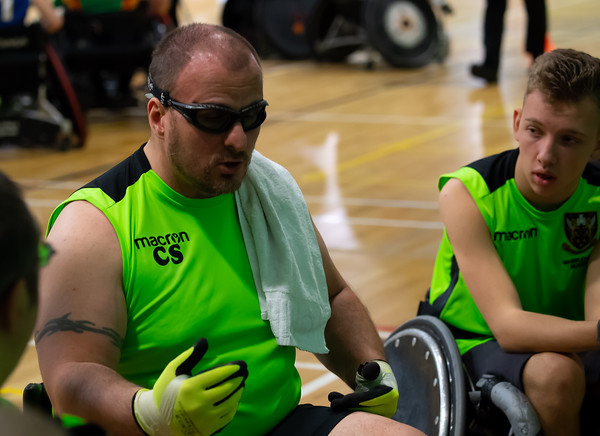 GBWR Wheelchair Rugby 5s Summer League, Tournament 2, Stoke Mandeville Stadium, 10 June 2018 - public gallery