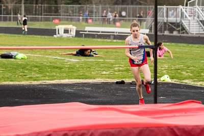 Track & Field: Heritage Quad by Tim Gregory on April 5, 2017