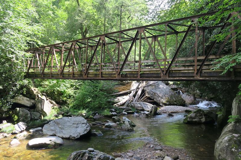 Enloe Creek Trail - Raven Fork - 3,600'