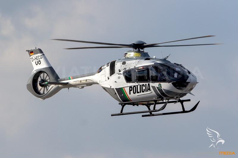 Brazil - Police / H135 / D-HECG