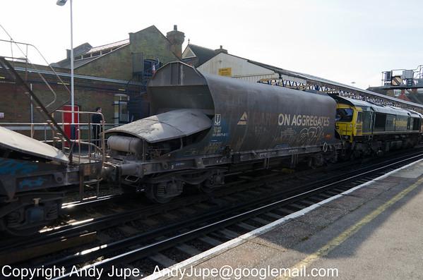JRA (Bardon) - Bogie Aggregate Hopper Wagon