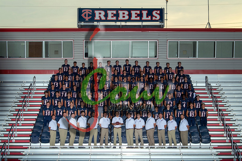 2019 TCH Varsity Team picture