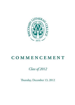 WLC Graduation Photo Information
