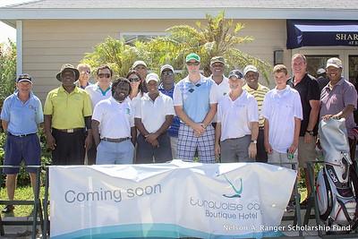Nelson A. Ranger Golf Tournament - 2013 - Sandals Resort, Exuma, Bahamas
