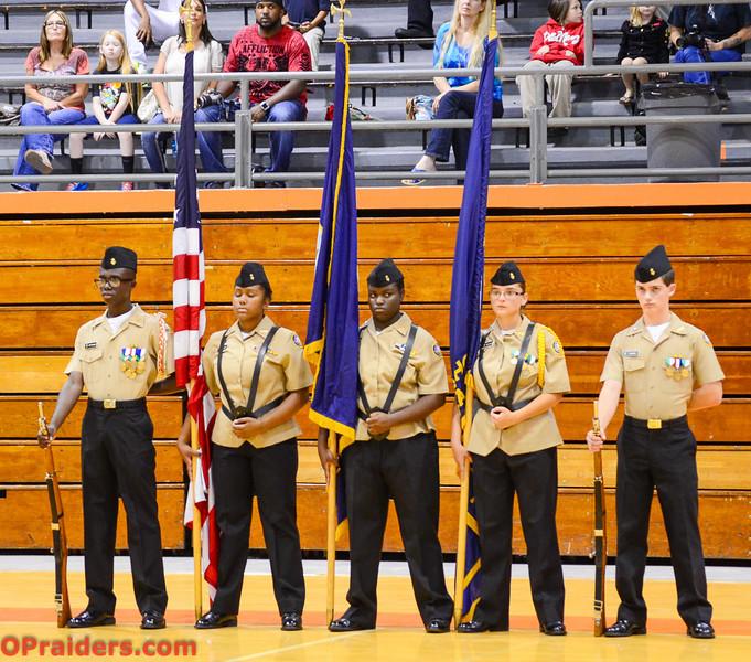 ROTC Awards 2014