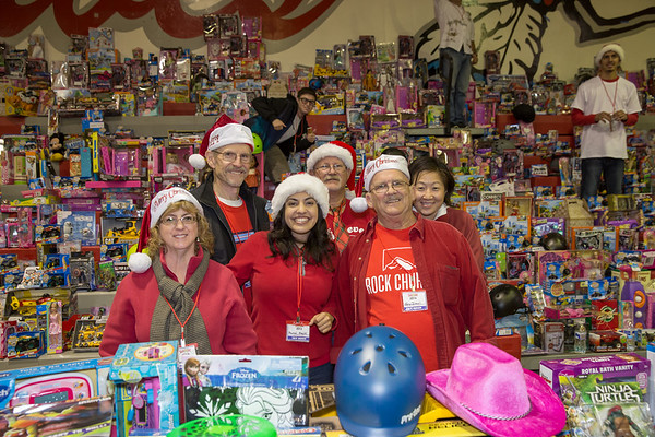 2014 Toys for Joy East County