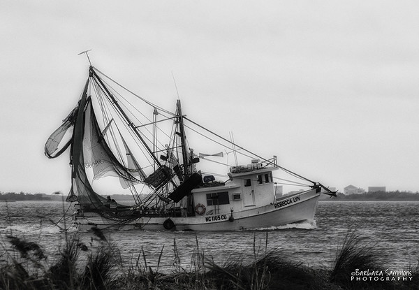 Fishing Boat - Southport, NC