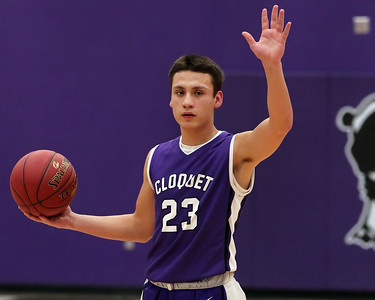 2018-19 Cloquet Boys' Basketball