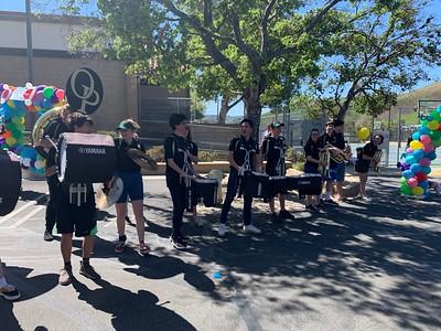 Marching Band Gig 3-31-19