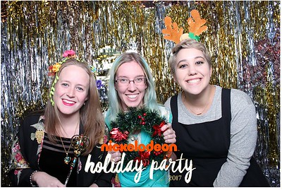 Nickelodeon Holiday Party 2017