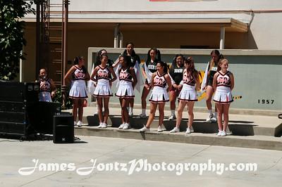 2014 Pep Rally 8-29-14