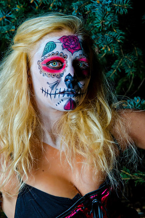 Kristin Sugar Skull