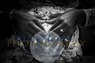 Evan Gyamfuah Maternity Session