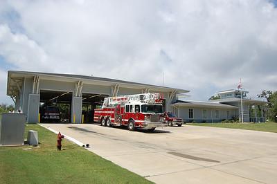 North Carolina Firehouses