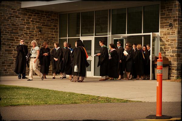 Rhinebeck High School Graduation 2014