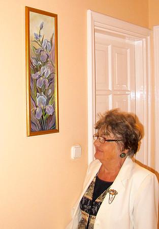 2014 Evike, Elizabeth & Painting