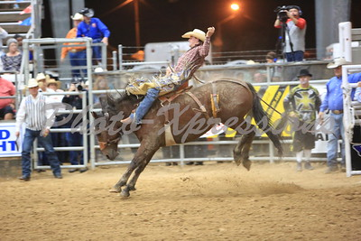 SADDLE BRONC RIDING Friday September 29