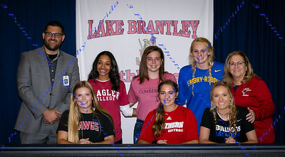 LBHS First Signing Day - Nov 13, 2019