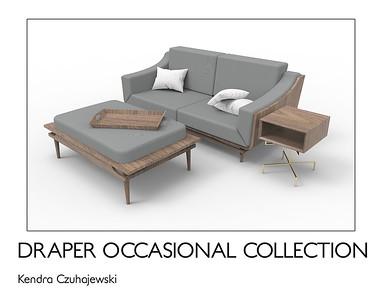 Furniture Design - Kendra Czuhajewski