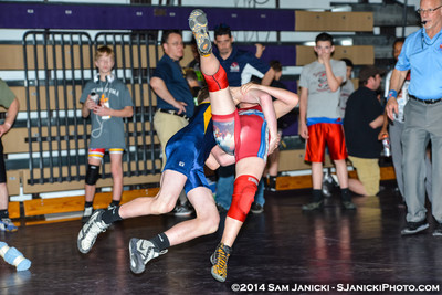 Kids Divisions Greco - Friday Night AFTER 8:30 PM - 2014 MUSAW SC 5-9-14