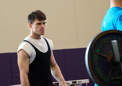 Dimitri's Powerlifting State Meet 2012