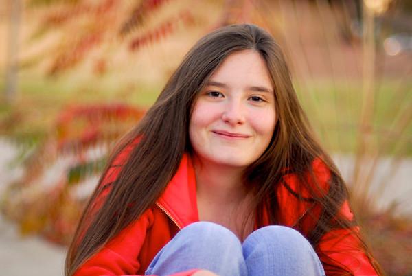 Samantha's Senior Portraits