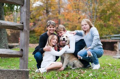 The Bokavich Family 2020