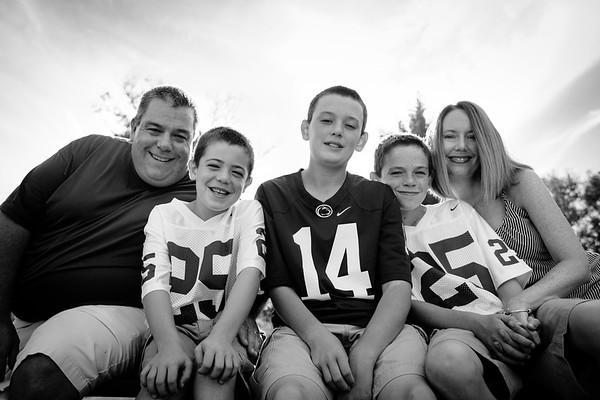 Jones Family Portraits