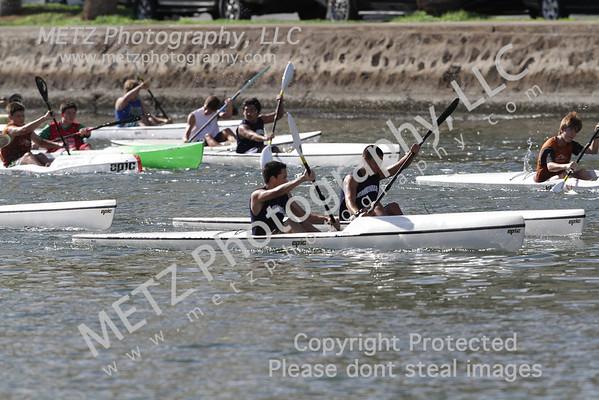 High School Kayaking 2011