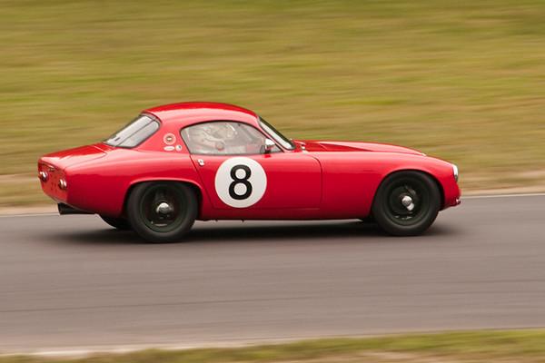1958 Lotus Elite (R. Burt)