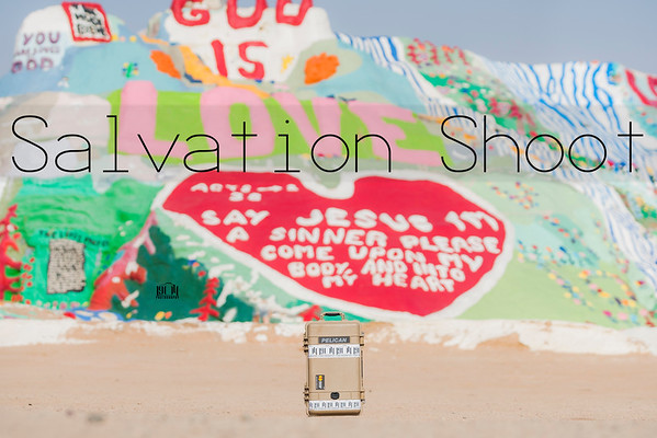 Salvation Shoot