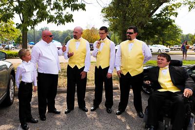 Babler-Schmidt Bridal Party