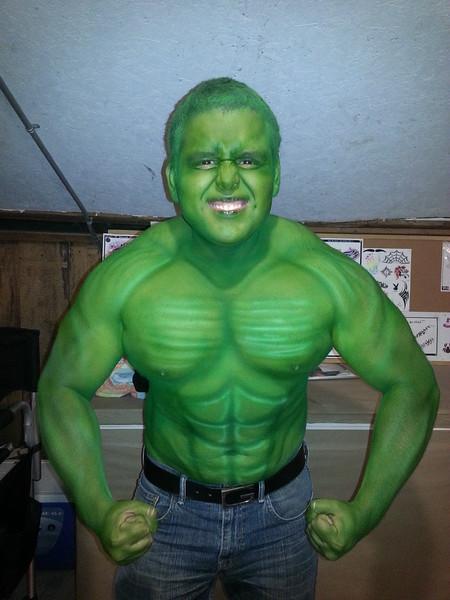 Jose's Hulk
