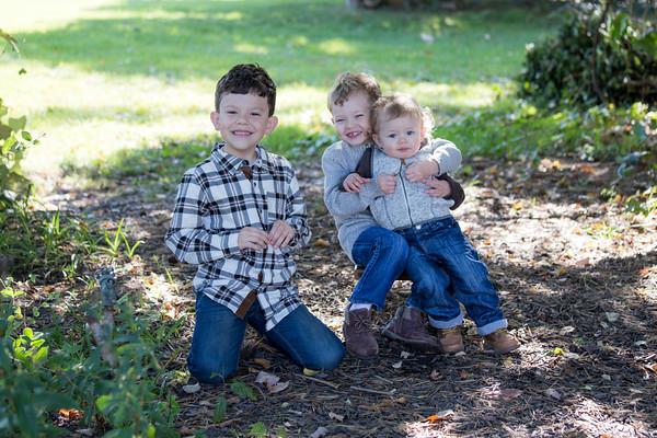 McCreedy Boys Fall 2018