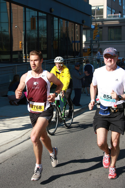 Toronto 1/2 Marathon 2013