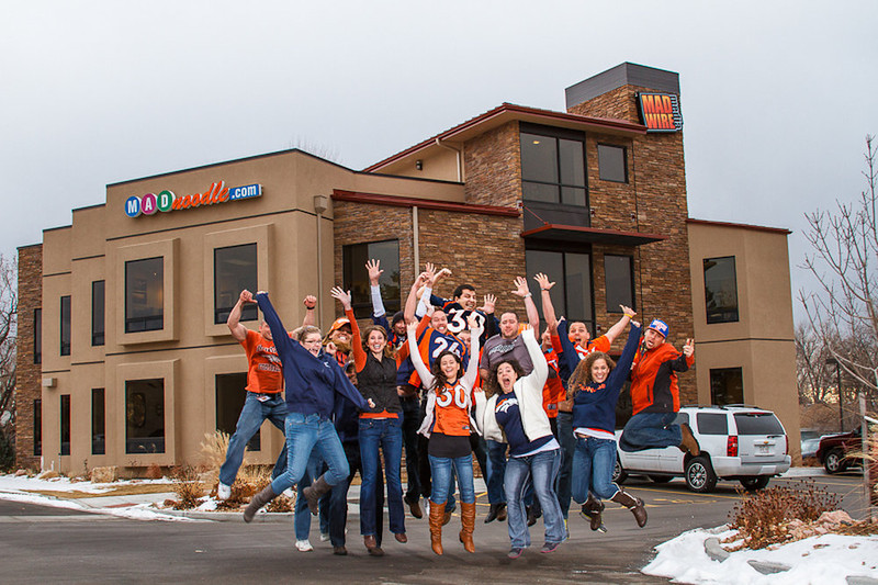 . Madwire Loves the Broncos! Photographer Name: John Lloyd Madwire Media supports our Broncos!  Farra